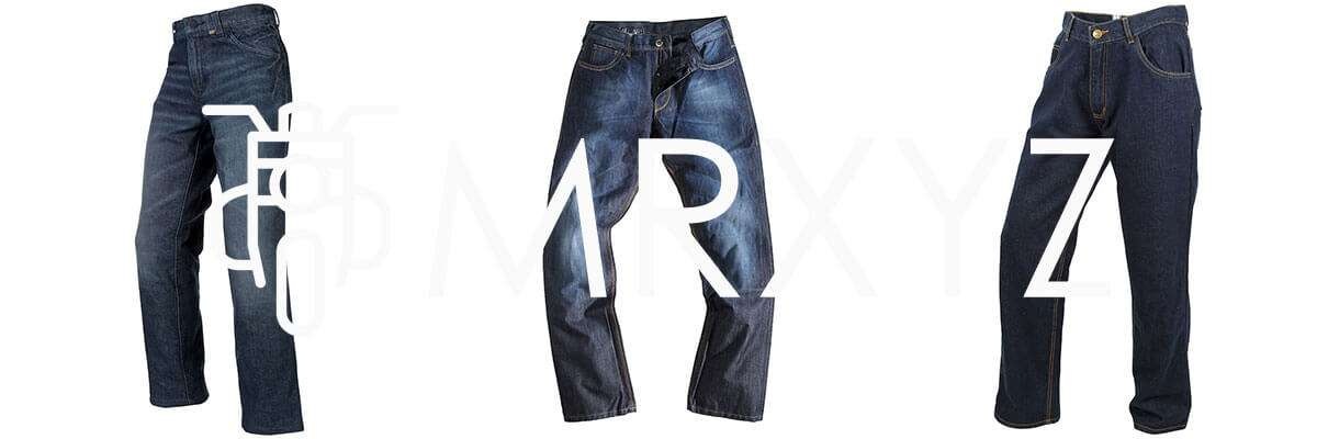 Motorcycle Riding Jeans