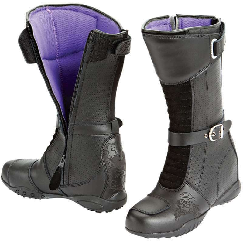 Joe Rocket Heartbreaker womens motorcycle boots