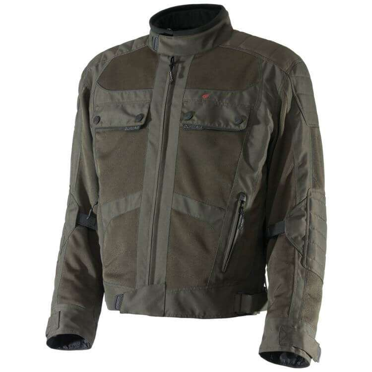 Olympia Bradley Jacket Review - Green