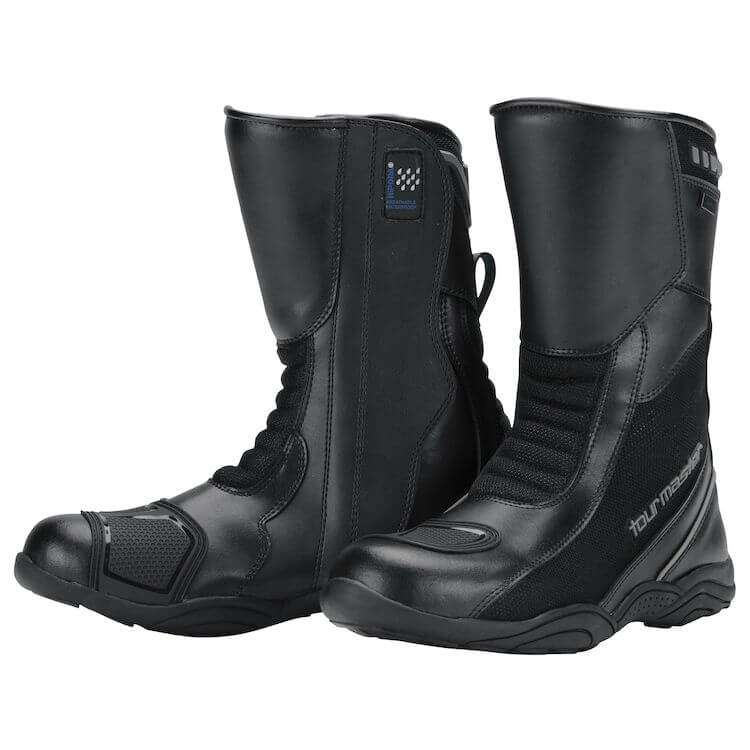 Tourmaster Solution WP Air womens motorcycle boots