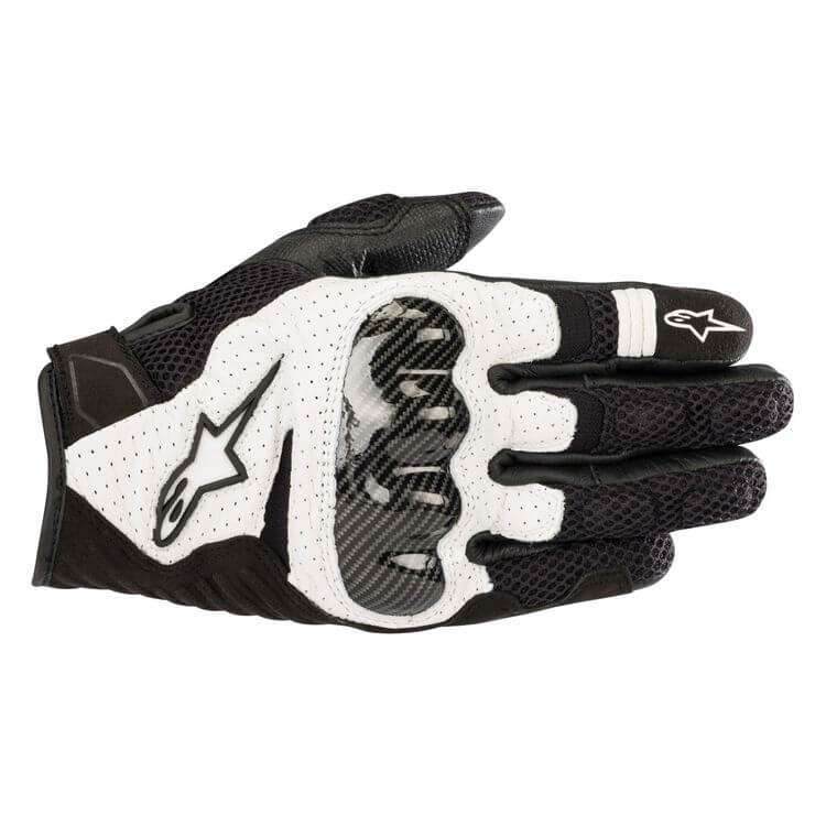 Alpinestars SMX Air V2 Gloves White
