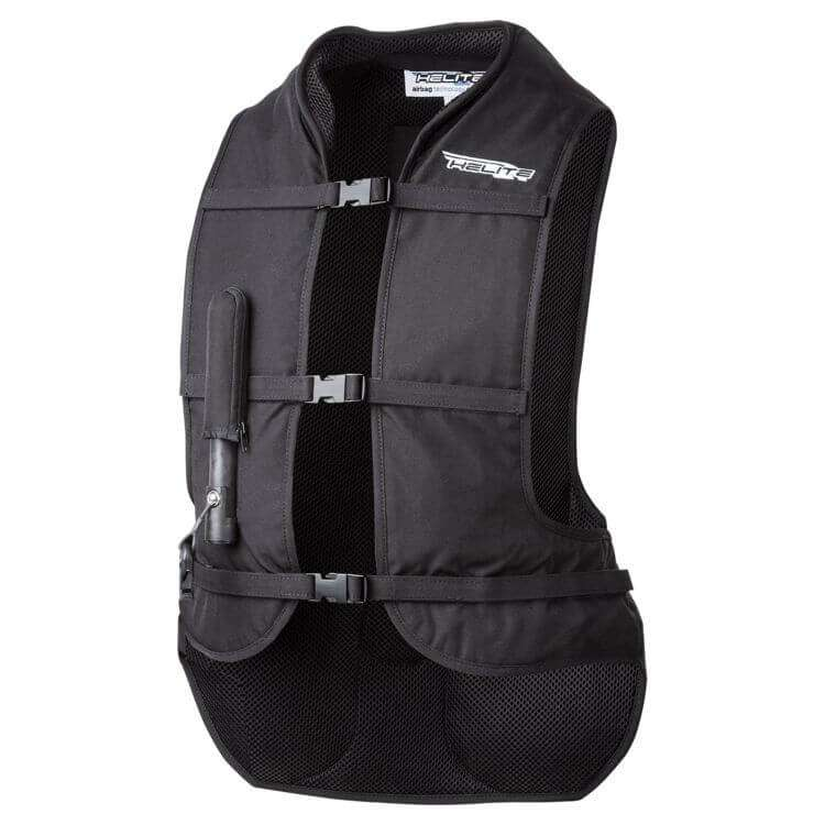 Airbag Vest on black
