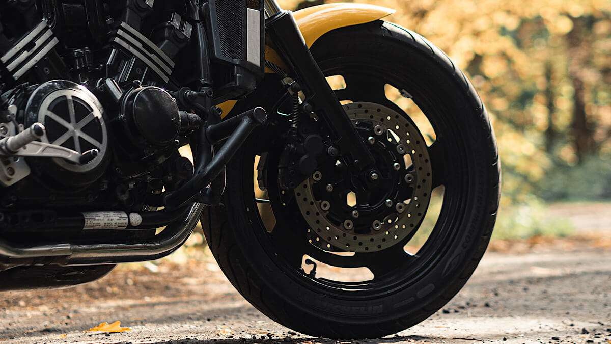 Motorcycle TPMS System